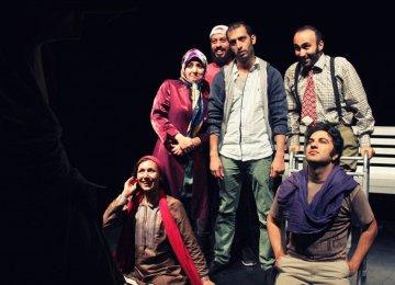 Sohrab's Play, an Internal Monologue