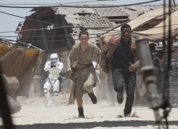 Star Wars New Trailer Viewed 112m Times in 24 Hours