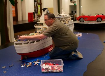 6m Bricks and Counting for Lego Master Builder