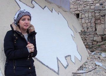 Syrian Wins Media Freedom Prize