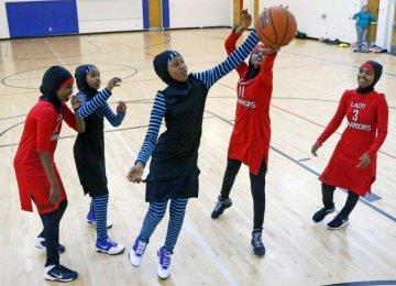 Minnesota Muslim Girls Design Functional Sportswear