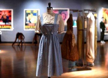 Judy Garland's Dress Fetches $2.17m