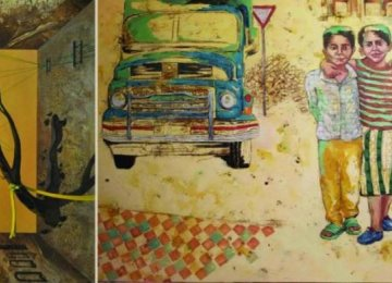 Works of Young Artists at Tehran Ace Gallery