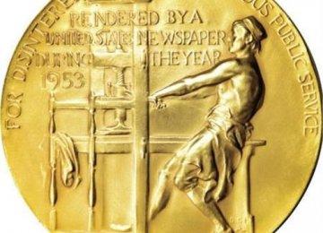 Pulitzer Prizes for Ebola Coverage