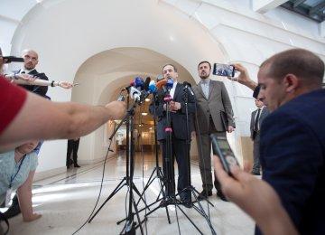 JCPOA Meeting 'Constructive'