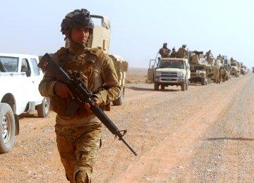 Iraqi Forces Retake Last IS-Held Town