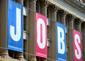 US Jobs Growth Accelerates