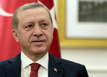 Erdogan: Joint Action Against Militants Possible With Iran