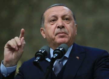 Erdogan Says Operation in Syria's Idlib Largely Completed, Next is Afrin