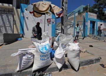 Israel PM Calls for Dismantling UNRWA