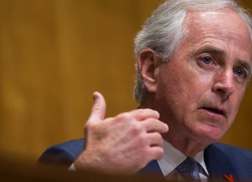 Republican Senator to Block (P)GCC Arms Sales