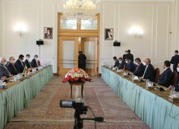 Tehran, Kabul to Finalize Cooperation Document in Three Months
