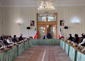 Tehran Ready to Help Resolve Afghan Crisis