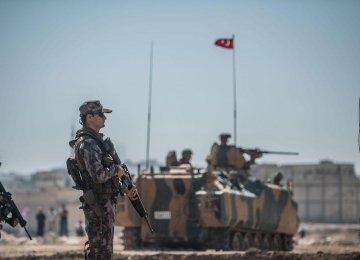 Ankara Urged to Halt Afrin Operation