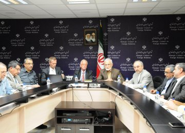 Western Think Tank: Nuclear Deal's Collapse Would Spell Demise of Diplomacy
