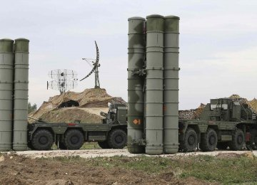 Russia Would Have 'No Problem' Delivering S-400s to Iran