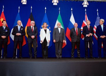 Report Warns Trump Against Undoing JCPOA