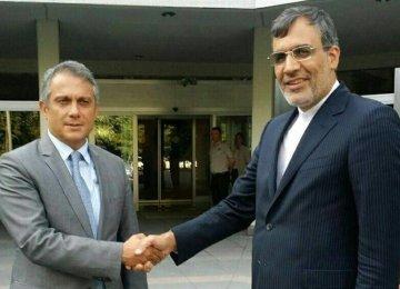 Tehran, Ankara Discuss Region