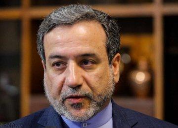 Araqchi Named Secretary of Top-Level Think Tank