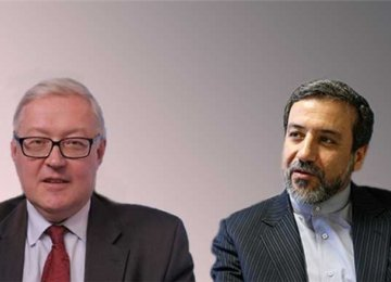 Tehran, Moscow Discuss Nuclear Deal Cooperation