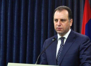 Armenia Seeks Close Defense Relations