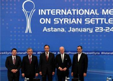 Trio to Meet on Syria Crisis
