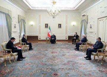 Azerbaijan Determined to Expand Ties With Iran