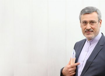 Iran, UK Deny Debt Repayment's Connection to Other Issues