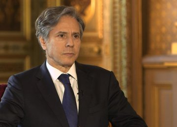 Blinken Discusses Iran With European Counterparts