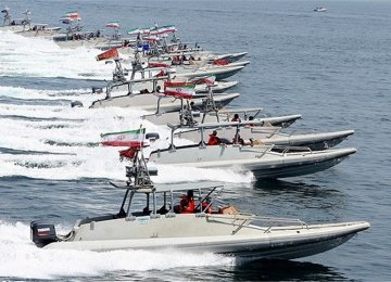 Speedboats Essential to Deterrence