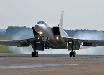 Flights of Russian Bombers Denied