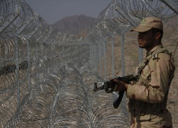 Assurances Over Border Security