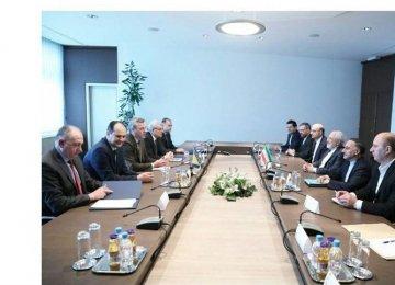 Iran, Bosnia Eye Broader Trade Ties