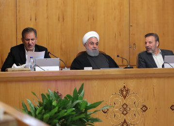 Iran Not to Buckle Under Economic War