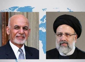 Afghan President Urges Closer Ties