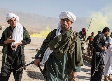 Backing for Ceasefire in Afghanistan