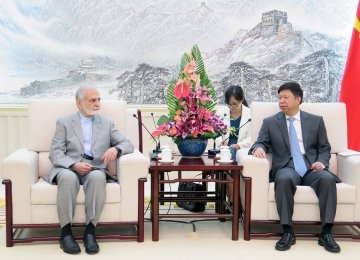 Need for Sino-Iran Synergy to Address Common Concerns