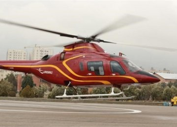 New Utility Helicopter Unveiled