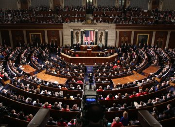 US House Votes to Avert Naval Conflict With Iran