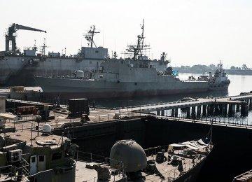 New Corvette to Join Caspian Fleet