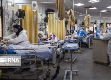 Iran Reports Lowest Number of Covid Cases in Over 2 Months
