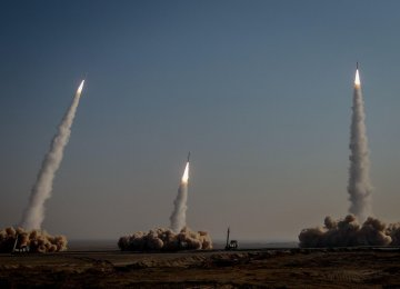 Ballistic Missiles Hit Remote Naval Targets in Drill