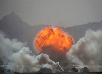 IRGC Drill to Practice Asymmetrical Warfare