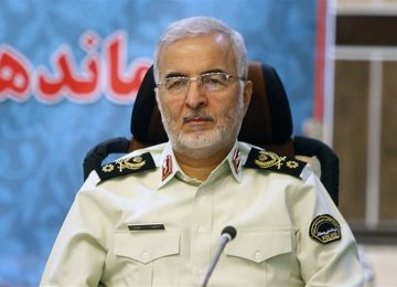 500 Tons of Narcotics Seized in Iran in 9 Months