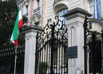 Attack on Embassy in Paris Condemned