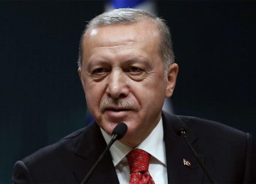 Erdogan Hails Progress With Iran, Russia on Idlib