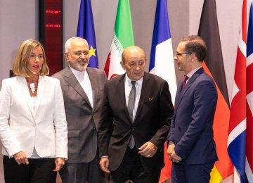 JCPOA Ministerial Meeting in NY