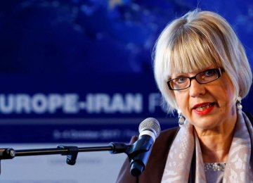 EU Applying Leverage to Ensure JCPOA Survival