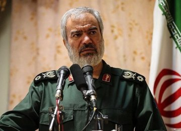 Sea Borders Patrolled by IRGC 24/7