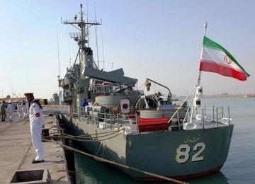 Navy Flotilla to Set Sail for Indian Ocean